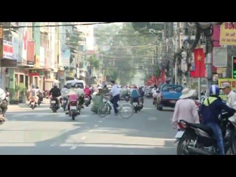 Ngầm hóa hệ thống cáp viễn thông - Thành Phố Hôm Nay [HTV9 – 22.04.2016]