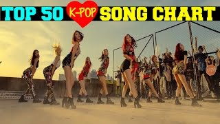 K-POP SONG CHART [TOP 50] OCTOBER 2015 (WEEK 4)