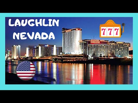 LAUGHLIN (NEVADA)@ Walking along the beautiful RIVERWALK  (USA)