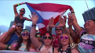 Alan Walker   Faded Tiesto Remix Played at Ultra Miami 2016