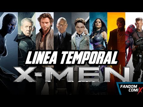 Linea temporal X-Men EXPLICADA - LOGAN