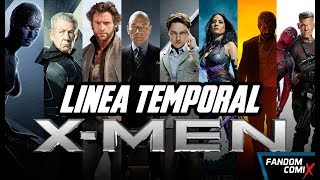 Linea temporal X-Men EXPLICADA - LOGAN thumbnail