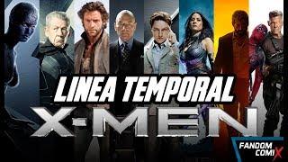 Linea temporal X-Men EXPLICADA - LOGAN