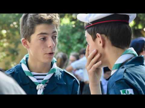 Troupe 1ère Marine Marseille année 2016-2017