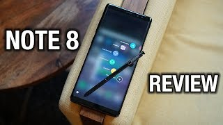 Samsung Galaxy Note 8 Review - Doing bigger, better!