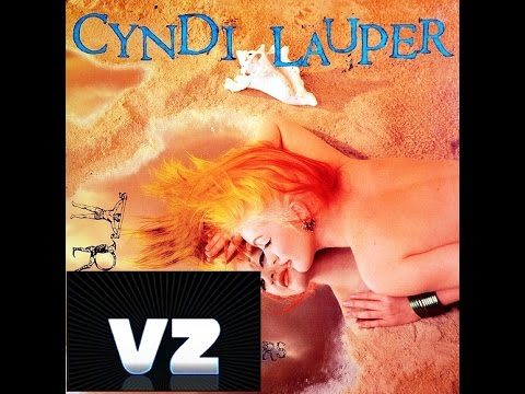 Cyndi Lauper - Heading For The Moon