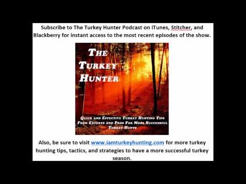 Episode 008a Cooking Wild Turkey Recipes with Scott Leysath   The Sporting Chef