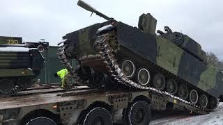 Panser og udstyr skal hjem fra eFP