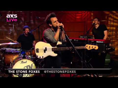 "The Stone Foxes Perform ""Cotto"" on AXS Live"