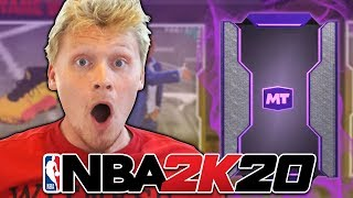 FIRST PACK OPENING OF NBA 2K20! PULLING MULTIPLE AMETHYSTS!