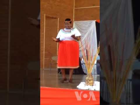 Usephindile Njalo Ogida Emhlanganweni wePeople's Democratic Party
