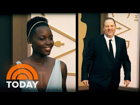 Harvey Weinstein Scandal: Lupita Nyong'o Accuses Movie Mogul Of Harassment  TODAY