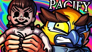Pacify Funny Moments - Fighting Off Demon Dolls!