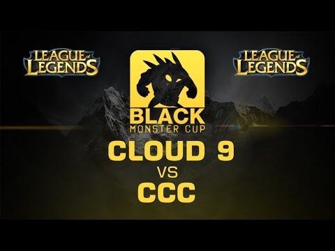 Cloud 9 vs. Counter Counter Clockwise - Grand Final Map 2 - BMC EU Spring Qualifier Nordi