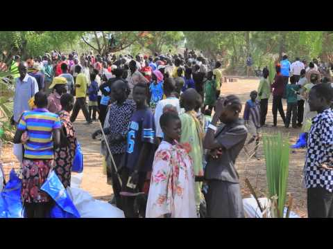 South Sudanese Need Food And Peace, Say WFP And UNHCR