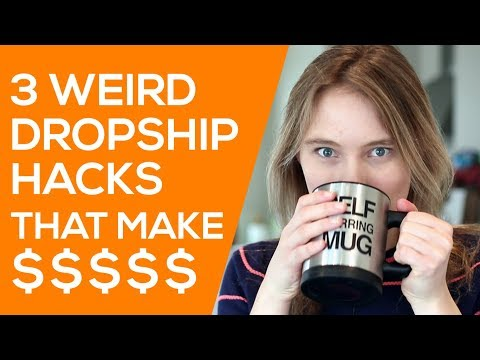 Weird Dropshipping HACKS that Make Money [Facebook Ad Tricks