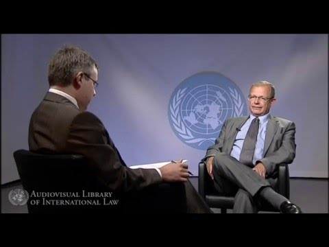 Interview with Alain Pellet - Counsel before the ICJ