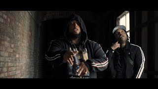 Bad Lungz - Ghost Of Marlo Ft. Starz Coleman (Official Music Video) (Dir. By Tukes Productions)