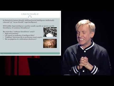 David Pearce - An Organic Singularity: Will Humanity's Successors Be Our Descendants   The Bio Inte