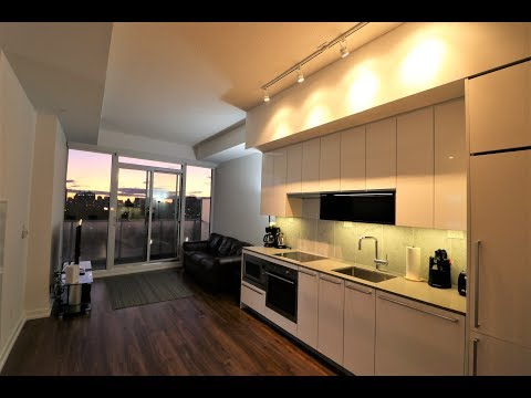 115 McMahon Dr, NORTH YORK - Large 1 Bedroom + Office - Furnished