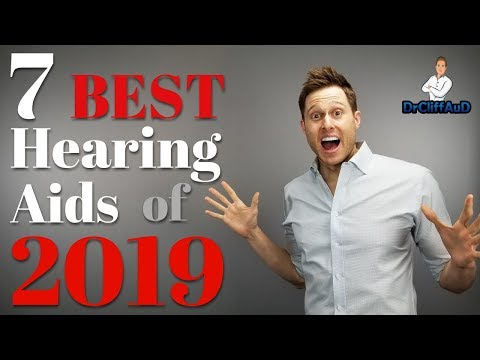 The 7 Best Hearing Aids of 2019