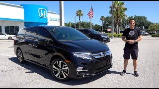 Does the 2019 Honda Odyssey prove YOU don't need an SUV?
