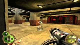 Return To Castle Wolfenstein Walkthrough Operation Resurrection - Part 26 (Secret Weapons Facility)