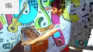 Main jis din bhula soon tera pyar played by harmonium