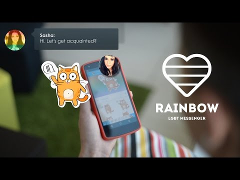 Rainbow - LGBT dating