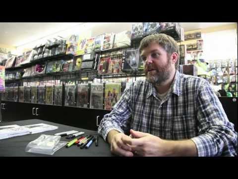Jeffrey Brown Interview