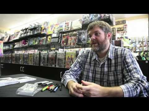Jeffrey Brown Interview