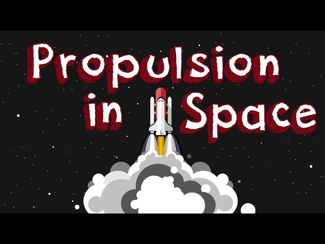 Episode 5 - Propulsion in Space - Brian Mullin