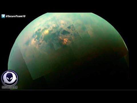 Mysterious Activity On Saturn's Moon Titan Baffles ...