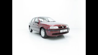 A Time Warp Vauxhall Cavalier Mk3 1.8i LS with One Owner and 5,991 Miles - £5,995