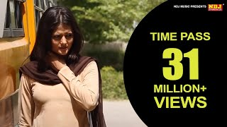 Time Pass Latest Haryanvi Song 2015 Vikas Bidhwar Anjali raghav NDJ Music