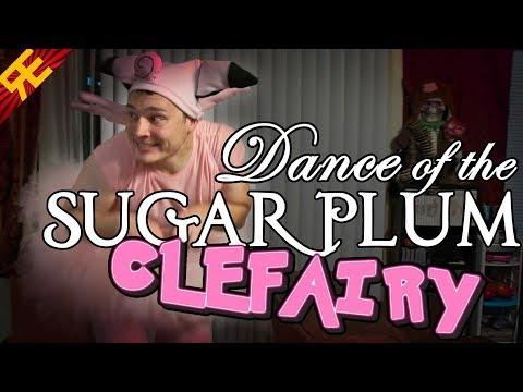 Dance of the Sugar Plum Clefairy (A Pokémon Christmas Song)