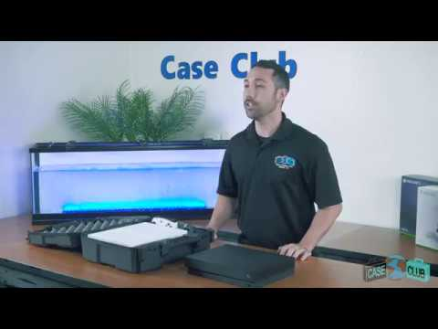 Case Club Xbox One X / S Carry Case - Overview - Video