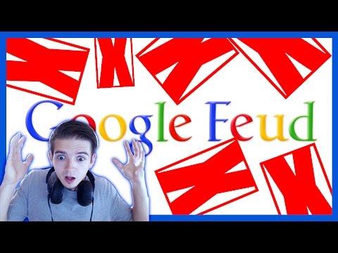 SPOLKL JSEM BROUKA?! - Google Feud #2