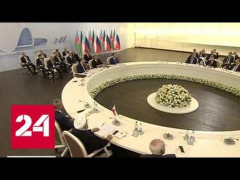 Путин, Алиев и
