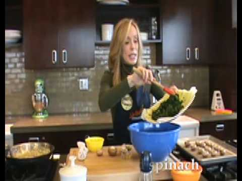 Feta & Spinach Stuffed Mushrooms.mov
