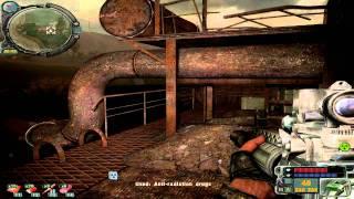 S.T.A.L.K.E.R. Call of Pripyat Gameplay - Mission Strange Phenomenon Playthrough [PC HD]