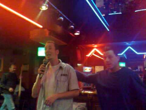 Colin Jones, Karaoke at The Papillon Southend