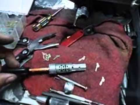 Atlanta Ga 2003 Honda Odyssey Ignition Lock Problem Repaired You