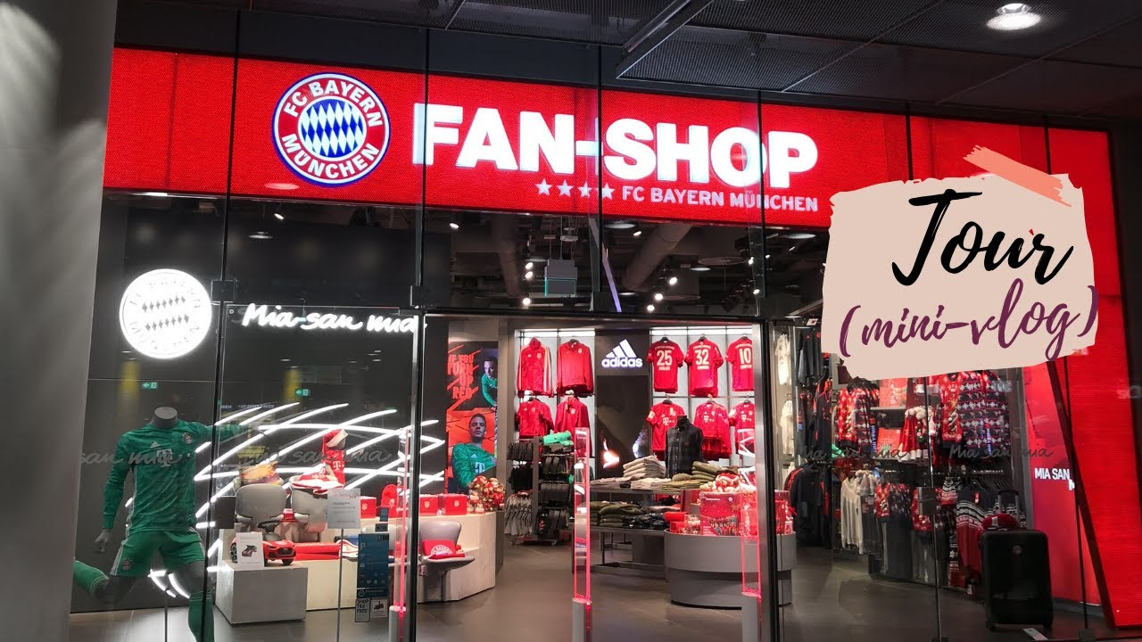 Fc Bayern München Tours