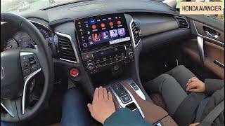 ALL NEW 2020 Honda Avancier 2.0T 272Ps 370Nm 9AT POV Test Drive