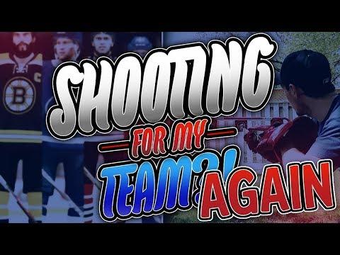 SHOOTING FOR MY TEAM... AGAIN! (NHL 17 DRAFT CHAMPIONS)