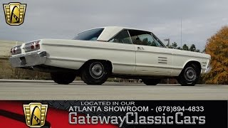 1966 Plymouth Sports Fury - Gateway Classic Cars of Atlanta #111