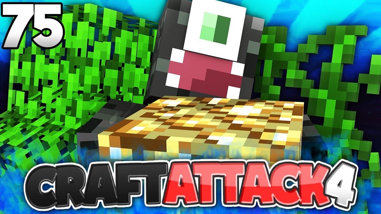 GROTTE SCHÖN BAUEN Craft Attack Zinus YouTube - Minecraft die grobten hauser