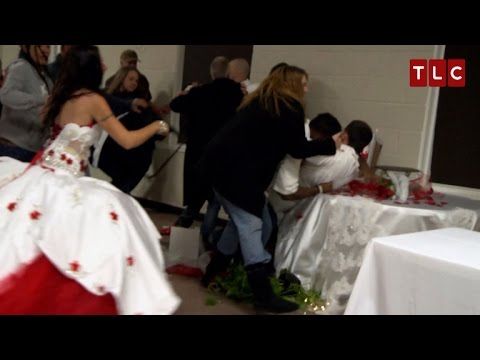 My Fat American Gypsy Wedding Airs The Most Insane Violent Ceremony In Reality Tv History