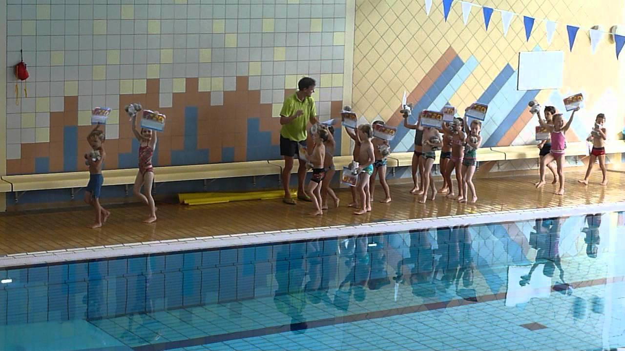 Zwemdiploma a voor de kinderen van zwemschool water en ko youtube